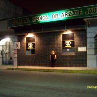 Central Médica Dr. Arzate Jaúregui, Тапачула