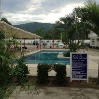 Alberca de Hotel en Tonalá, Тонала
