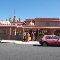 Swaminarayan Temple, (ISSO),Auckland, Манукау