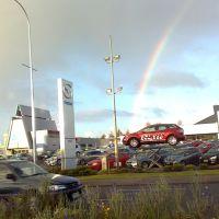 Mazda Rainbow, Манукау