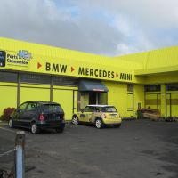 European Car Parts Auckland, Манукау