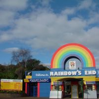 Rainbows End Theme Park, Манукау