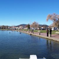 Rotorua Lakefront, Роторуа