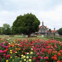 政府花园, Роторуа