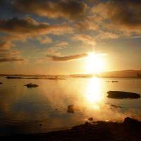 Sunrise, Lake Rotorua, Роторуа