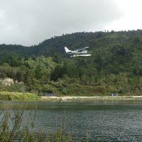 Cessna Float Plane (Lake Rotorua), Роторуа