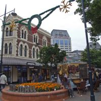 0683 Christchurch, City Mall, Крайстчерч