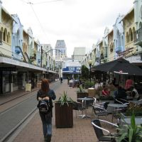 Christchurch, New Regent Street, Крайстчерч