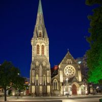 Christchurch_cathedral, Крайстчерч
