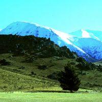 Mt Hutt, Ашбуртон