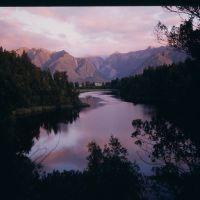 Neuseeland, Ашбуртон