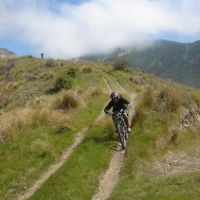 Mt Hutt bike park, Ашбуртон