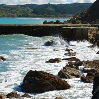 Flat Rock, Tangoio, Напир