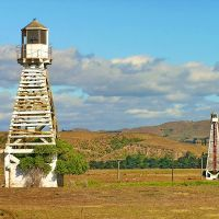 Navigation Towers, Напир