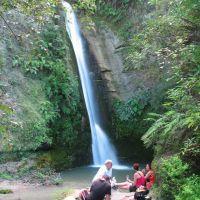 Te Ana falls, Tangoio Reserve, Напир