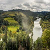 Lower Wanganui River, Вангануи