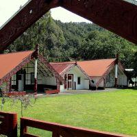 NEW ZEALAND, MATAHAWI - Koriniti Pa, Вангануи