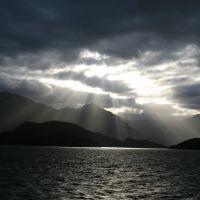 Lake Tekapo, NZ, Гор
