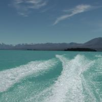 Lake Tekapo Cruising, Гор