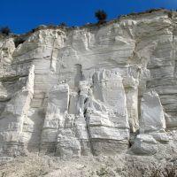 White Bluffs of Lake Tekapo., Гор