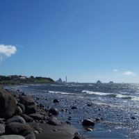 Port from the Beach, Нью-Плимут
