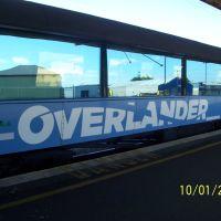 Tranz Scenic Overlander, Гамильтон