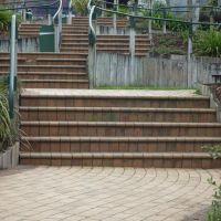 City Park Steps, Hamilton, Гамильтон