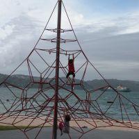 Spider web - climbing, Ловер-Хатт