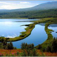 Kultsjön Saxnäs Lappland, Боде
