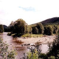 Namsenelva, Namskogan 2000, Боде