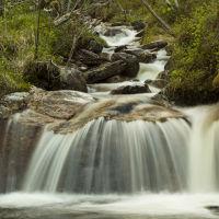 Small creek in Moldemarka, Молде