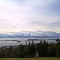"View from ""Hestemarka"" and Torleifen, Молде"