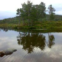 Øverlandsvatnet, Molde, Молде