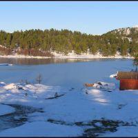 Den første sneen . Norway., Молде