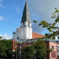 Molde church, Norway, Молде