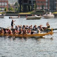 Dragonboats, Драммен