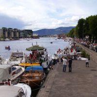 Drammen Riverside 1, Драммен