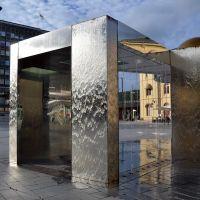Velkommen til Drammen.  Vannpaviljong:  William Pye