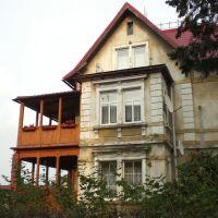 Dom na rogu ul. Dzikiej i ul. Daszyńskiego, Богатыня