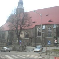 Bolesławiec, Болеславец