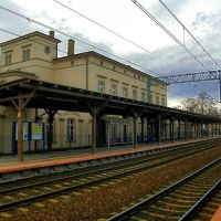 Dworzec PKP, Болеславец