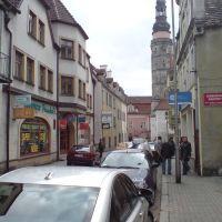 Bolesławiec - Daszyńskiego, Болеславец