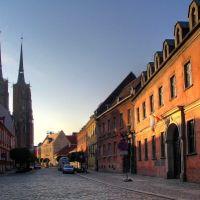 Katedralna, Вроцлав