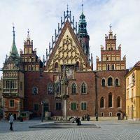 Ratusz we Wrocławiu, Вроцлав