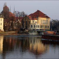 Ostrów Tumski we Wrocławiu, Вроцлав
