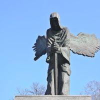 Pomnik Ofiar Katynia- Anioł Śmierci, Вроцлав
