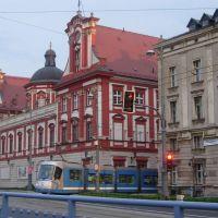 WROCŁAW   OSSOLINEUM, Вроцлав