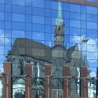 Kościół św. Wojciecha, St. Adalbert Kirche, Wroclaw, Breslau, Polska, Polen, Вроцлав
