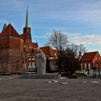 Ostrów Tumski, Вроцлав
