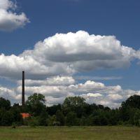 Chmury nad Kościelną Wsią, Глогов